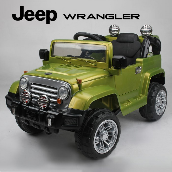 JEEP WRANGLER STYLE 12V for kids