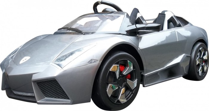 LAMBORGHINI STYLE 12V 2.4G 2PLAZAS for kids