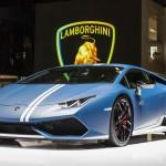 Lamborghini Huracán LP 610-4 Avio 2016