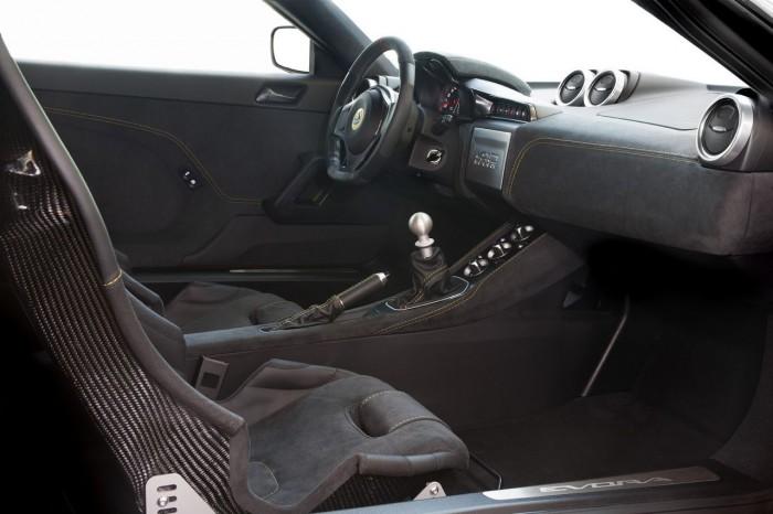 Lotus Evora Sport 410 2016 interior
