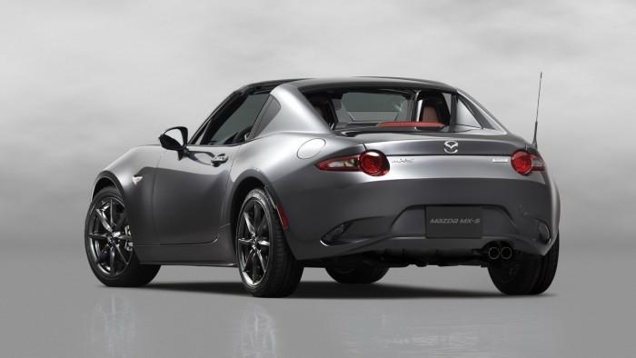 Mazda MX-5 RF 2016 17