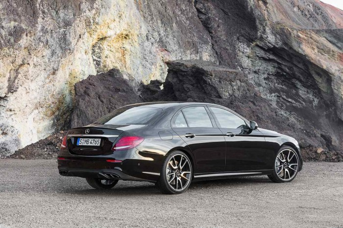 Mercedes-AMG  E 43 4Matic 2016 02