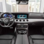 Mercedes-AMG  E 43 4Matic 2016 interior 04