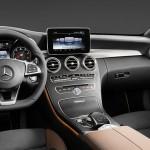 Mercedes-Benz Clase C Cabriolet 2016 interior 01