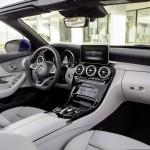 Mercedes-Benz Clase C Cabriolet 2016 interior 02