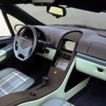 Mercedes Vario Research Car 1995 interior 01