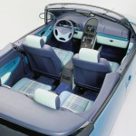 Mercedes Vario Research Car 1995 interior 02