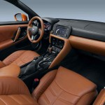 Nissan GT-R 2017 interior 2