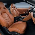 Nissan GT-R 2017 interior 3