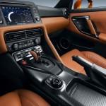Nissan GT-R 2017 interior 5
