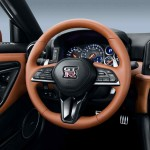 Nissan GT-R 2017 interior 6