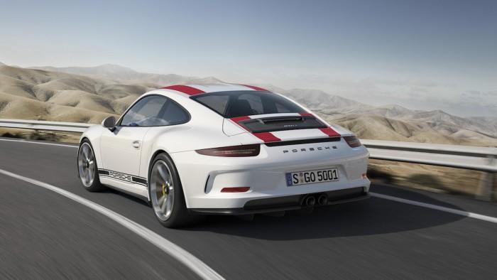Porsche 911 R (991) 2016 04