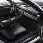 Porsche 911 R (991) 2016 interior 01