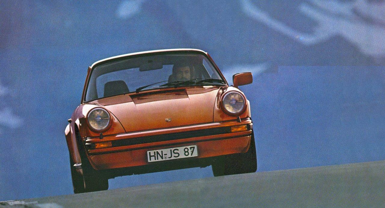 Porsche 911 SC Turbo 1979
