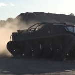 Ripsaw EV2 tanque extremo 12