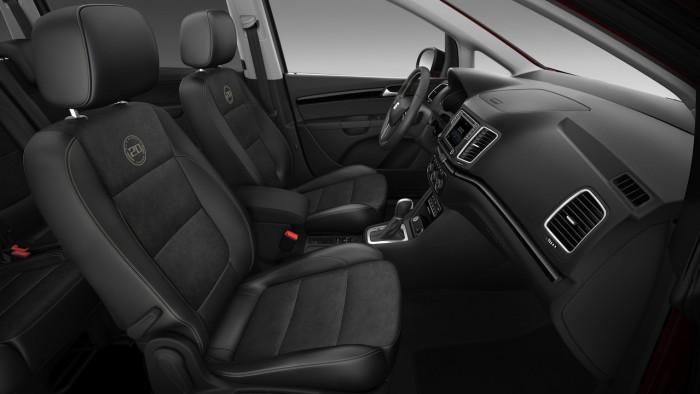Seat Alhambra 20 Anniversario interior 01