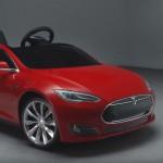 Tesla Model S de juguete 1