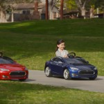 Tesla Model S de juguete 10