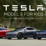 Tesla Model S de juguete 15