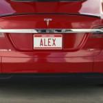 Tesla Model S de juguete 2