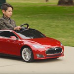 Tesla Model S de juguete 4
