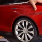 Tesla Model S de juguete 5