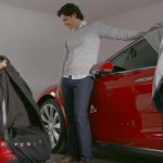 Tesla Model S de juguete 9