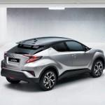 Toyota CH-R 2016 Hybrid 03