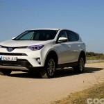 Toyota RAV4 Hybrid 2016 prueba 09