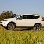 Toyota RAV4 Hybrid 2016 prueba 17