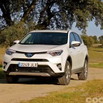Toyota RAV4 Hybrid 2016 prueba 22