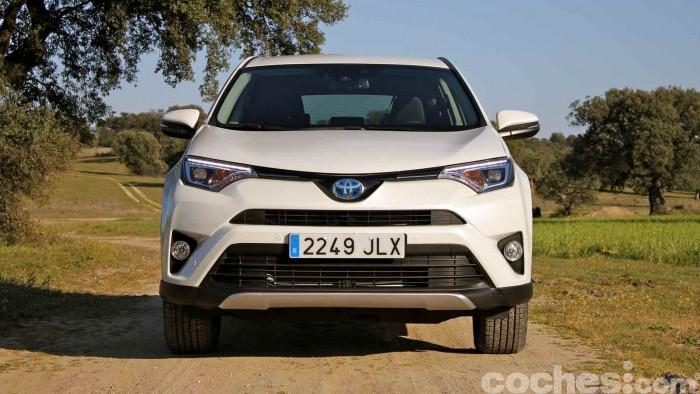 Toyota RAV4 Hybrid 2016 prueba 24