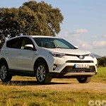 Toyota RAV4 Hybrid 2016 prueba 26