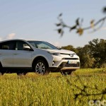 Toyota RAV4 Hybrid 2016 prueba 29