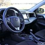 Toyota RAV4 Hybrid 2016 prueba 50