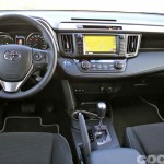 Toyota RAV4 Hybrid 2016 prueba 52