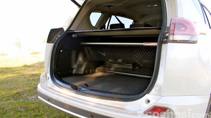 Toyota RAV4 Hybrid 2016 prueba 73