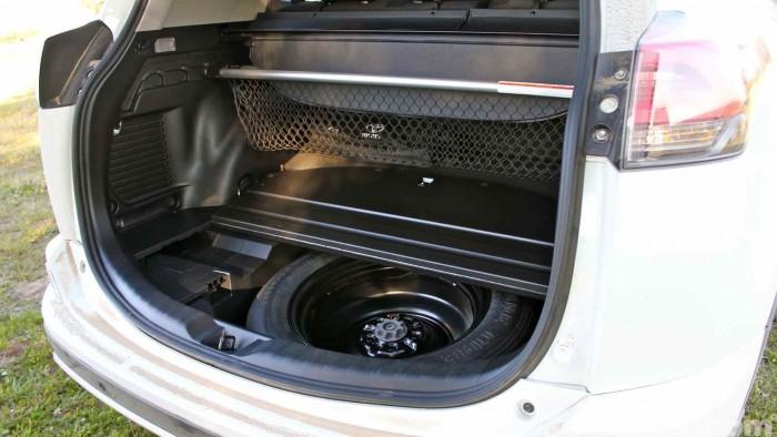 Toyota RAV4 Hybrid 2016 prueba 75