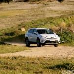 Toyota RAV4 Hybrid 2016 prueba 78