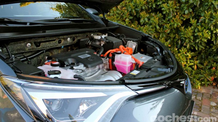 Toyota RAV4 Hybrid 2016 prueba 89