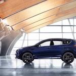 Toyota RAV4 Hybrid Sapphire 2016 03