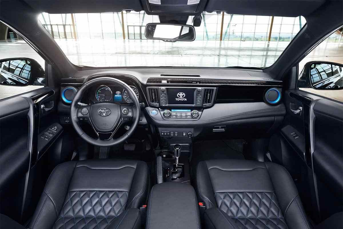 Toyota RAV4 hybrid Sapphire, ¿oteando el terreno Lexus?