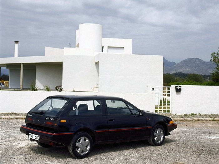 Volvo 480 1986 10
