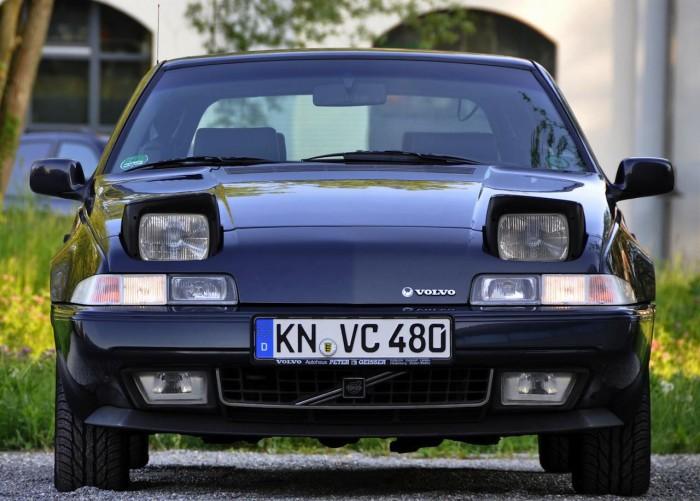 Volvo 480 1986 16