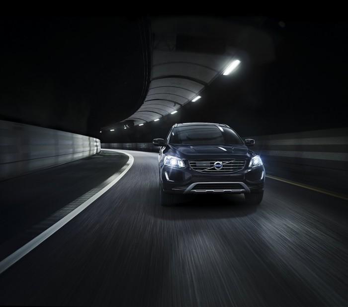 Volvo XC60 2016 frontal