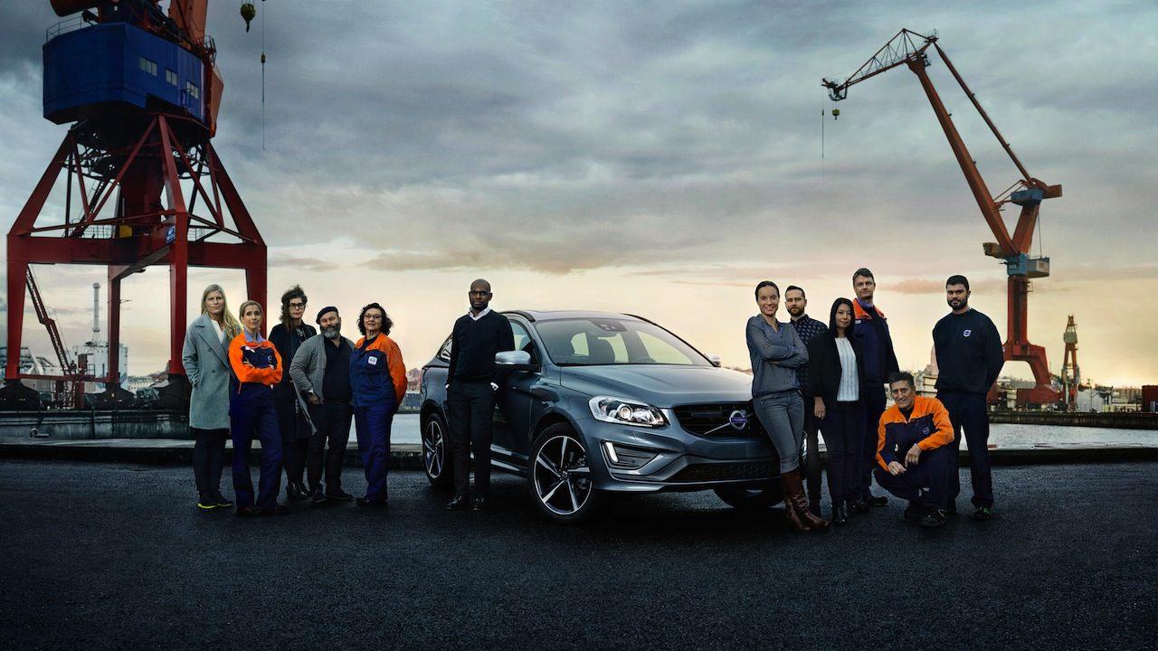 Volvo XC60 desarrollo multicultural