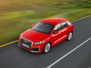 Audi Q2 TFSI Quattro S Line 2016