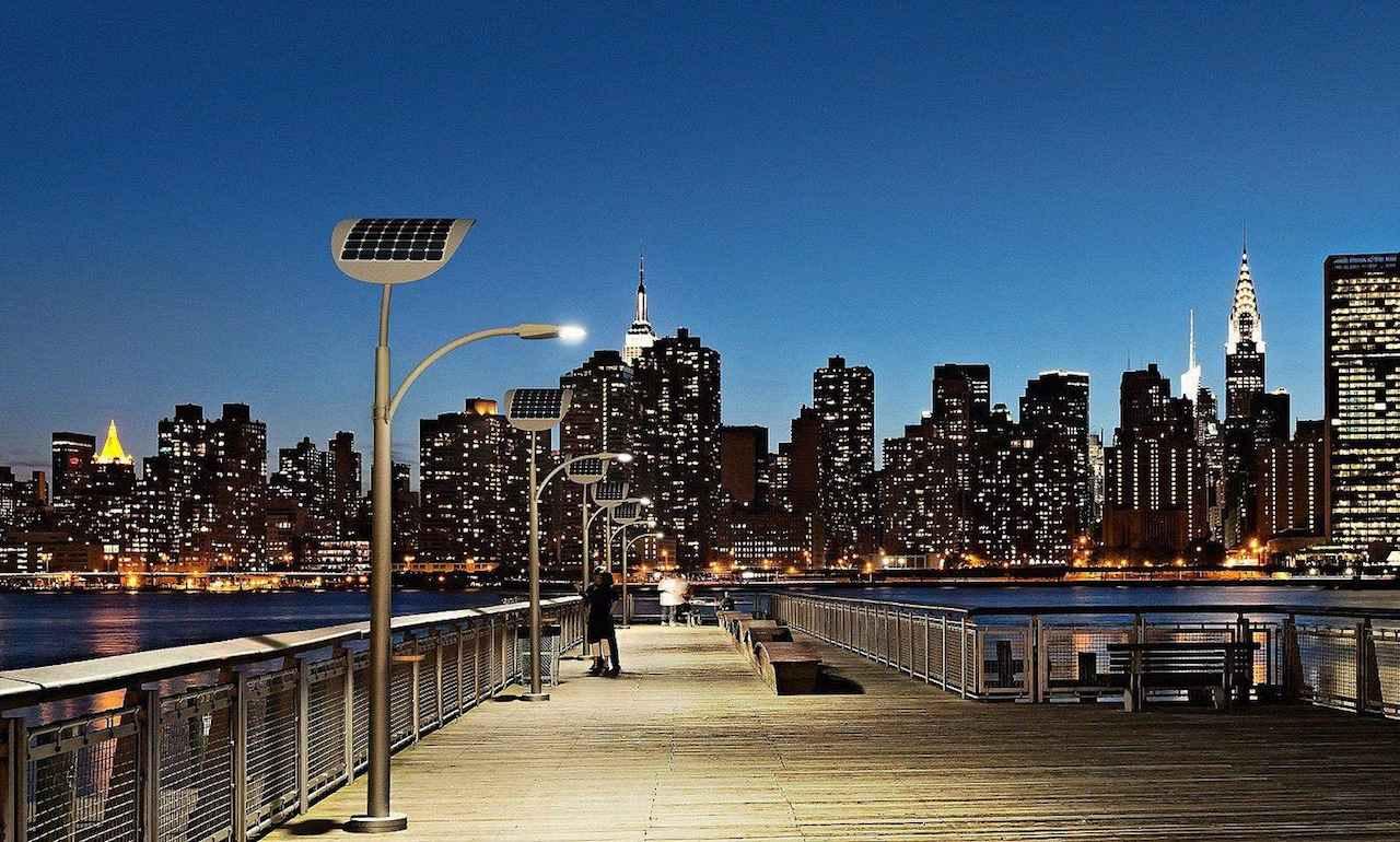 No imaginas que energ a iluminar las calles de las vegas for Lv motors las vegas