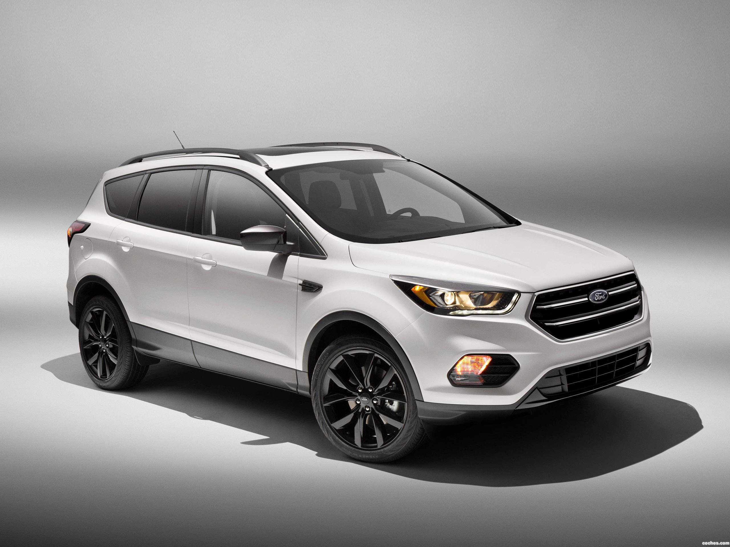 fotos de ford escape se sport 2016. Black Bedroom Furniture Sets. Home Design Ideas