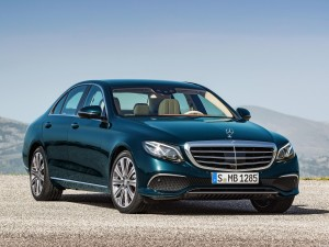 Mercedes Clase E E350 Exclusive Line W213 2016